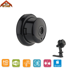 цена Stardot mini camera hd wifi ONVIF support Mobile view motion detector and Email alarm up to 128G home cctv wireless ip camera