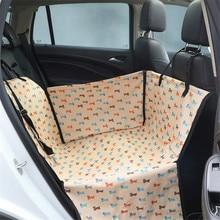 HJKL чехол для перевозки собак на заднее сиденье автомобиля, коврик для домашних животных, одеяло, коврик для питомцев, гамак, подушка, защита, аксессуары для собак 85