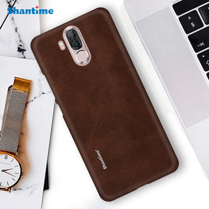 Image 1 - Hot Sell Case Luxury Vintage PU Leather Case For Ulefone Power 3 Phone Case For Ulefone Power 3S Business Style Cover