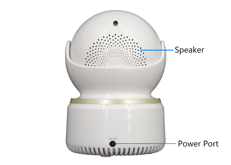 WIFI Wireless Security Camera 16