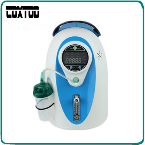 COXTOD 1-3LPM 93% PURITY 4LPM 82% 5LPM 70% 110V/220V PORTABLE OXYGEN CONCENTRATOR GENERATOR OXYGEN MAKING MACHINE AIRY PURIFIER