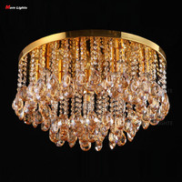 Потолочные светильники  диаметр 30 см (11 8 дюйма)  роскошные потолочные светильники с кристаллами  потолочные светильники для гостиной  цвета ...