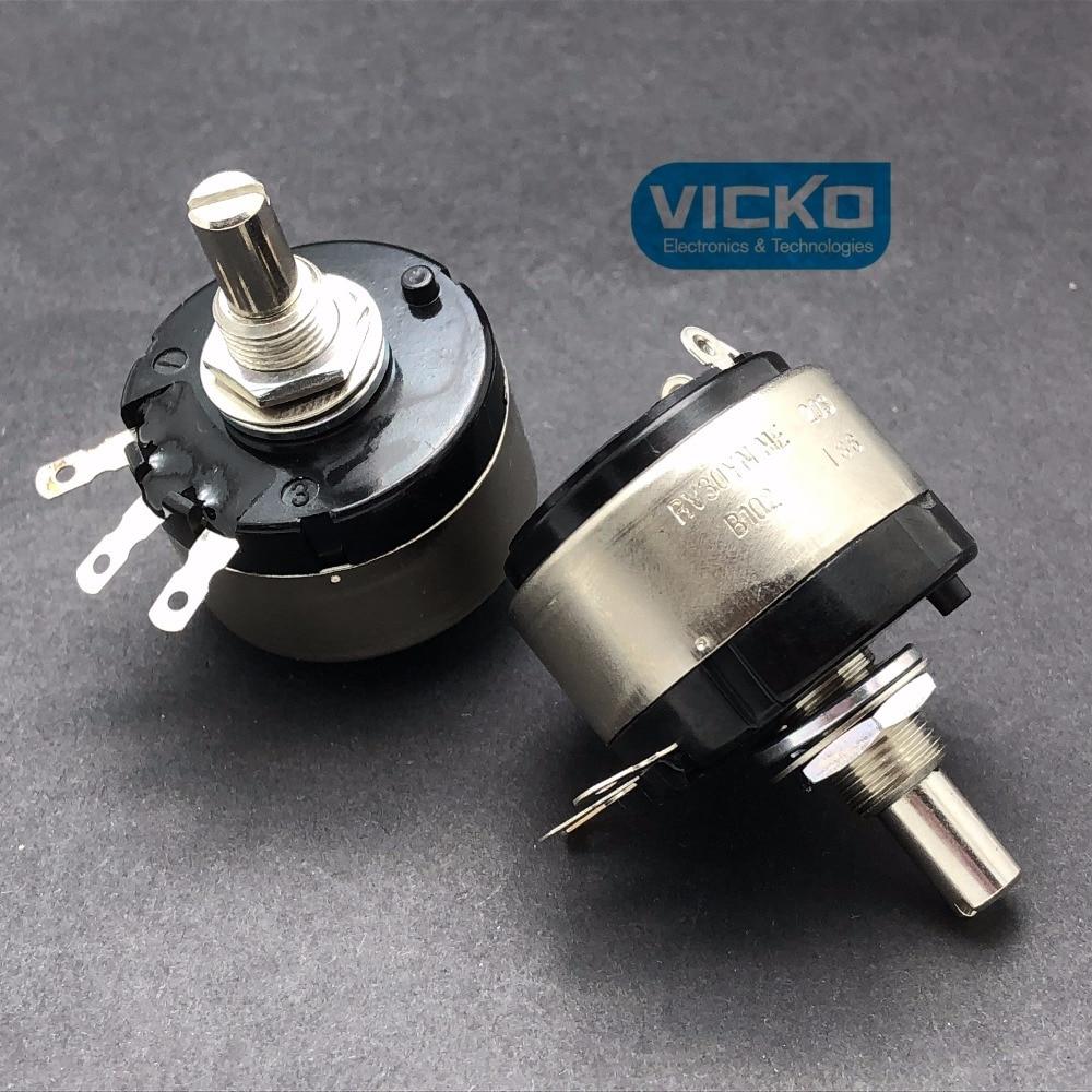 [VK] original TOCOS RV30YN ME RV30YNME 20S B102 1K RV30YNME20SB102 1K with switch potentiometer switch rv24yn 20s b500k potentiometer