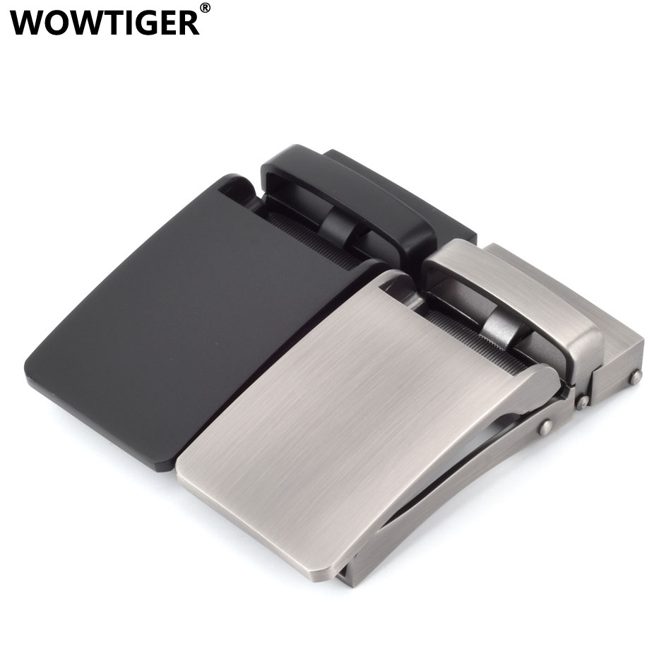WOWTIGER Men Belt High Quality Zinc Alloy Belt Buckles Suitable 3.0cm Wide Belts Hebilla Cinturon Boucle De Ceinture