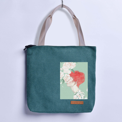 b2cde5313 Venta caliente mujeres de los bolsos diseñador patrón de la historieta de  las señoras playa lona BOLSA DE LA COMPRA bolsa feminina cuero