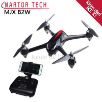 B2W Bugs 2 W Monstro WiFi FPV Brushless MJX RC Drones GPS Altitude Hold Quadcopter Brinquedos Presente