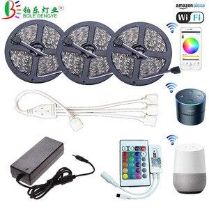 5M WiFi Bluetooth LED Strip DC