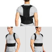 Back Posture Corrector Brace Unisex Adjustable Back Shoulder Support Belt Posture Correction Belt for Men Women Back Corrector
