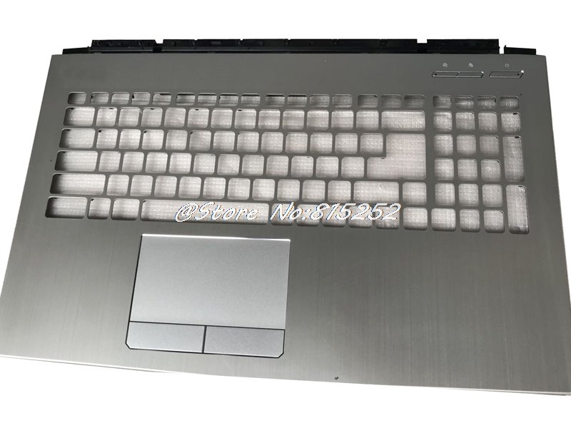 PalmRest For MSI GP62 PE60 MS-16J1 MS-16J1C Silver New With Touchpad / GT75 8RF TITAN-057 8RG-096AU 8RG-016NL  17.3 OriginalPalmRest For MSI GP62 PE60 MS-16J1 MS-16J1C Silver New With Touchpad / GT75 8RF TITAN-057 8RG-096AU 8RG-016NL  17.3 Original