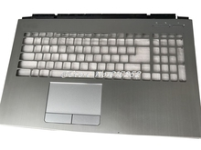 PalmRest For MSI GP62 PE60 MS-16J1 MS-16J1C Silver New With Touchpad / GT75 8RF TITAN-057 8RG-096AU 8RG-016NL  17.3