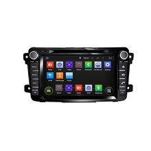Rom 16 G 1024 * 600 Quad Core Android 5.1.1 DVD del coche de navegación Fit MAZDA CX-9 2007 – 2010 2011 2012 2013 2014 2015 GPS Radio