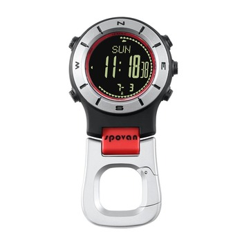 SPOVAN Elementum2 Sports Unisex Watches With Altimeter,Barometer,Compass,Thermometer, Sunrise & Sunset time, Direction Tracking