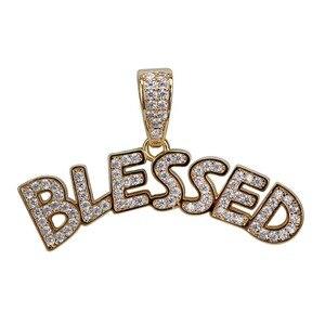 Image 4 - TOPGRILLZ collier avec pendentif en forme de bulles pour hommes et femmes, collier à bijoux en Zircon cubique, style Hip Hop, couleur or argent glacé