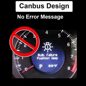 Image 4 - Uttril Canbus H4 H7 LED 4300K 5000K 6500K H1 H3 H8 H9 H11 9005 HB3 9006 HB4 mini Auto Koplamp 60W 12000LM Auto Mistlamp 12V
