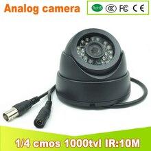 2018 Новый yunsye 24 LED HD 1000 ТВЛ аналоговые камеры инфракрасного наблюдения камера ночного видения ИК: 10 м ИК-камеры Крытый камеры