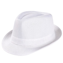 Unisex Women Mens High Quality Trilby Gangster Cap Beach Sun