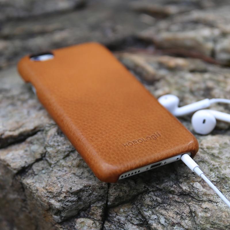 imágenes para Estilo del ocio de Cuero de Lujo Para Apple Iphone 6 s 7 más Titular de la Tarjeta cubierta de la Carpeta casos de cuero de vaca 5.5 nombre personalizado servicio
