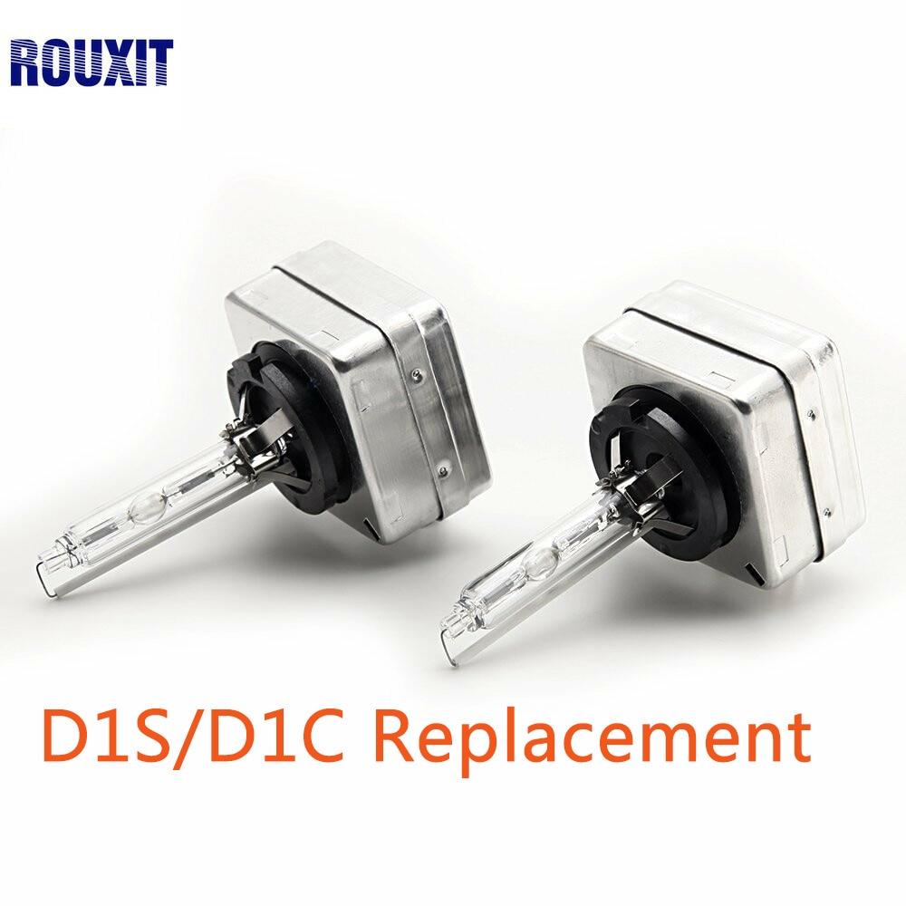2pcs D1S Hid Replacement 12V 35W D1R D1C Xenon White HID Bulbs Headlights Car Lamps High
