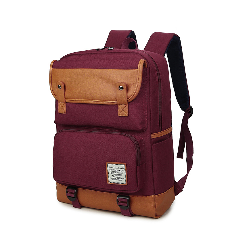 Famous Brand Women Backpack School Backpack Bags for Teens Boys girls Laptop Notebook Backpack Fashion Business travel Backpack 14 15 15 6 inch flax linen laptop notebook backpack bags case school backpack for travel shopping climbing men women