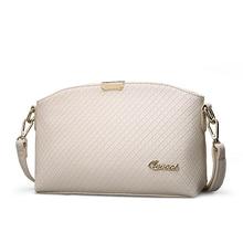 Simple Classy Plaid Ladies Small Shoulder Bag Women Korean Style All match Messenger Bag Fashion Casual