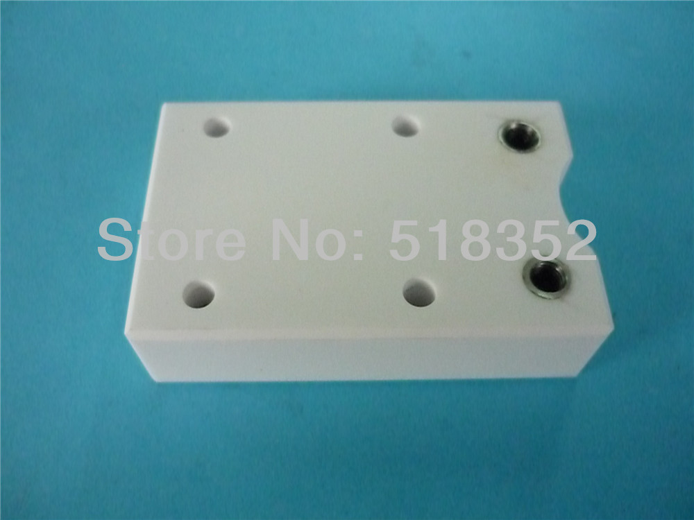 S302 Sodick Lower Insulation Board, Isolator Plate for WEDM-LS Wire Cutting Machine Part цены онлайн
