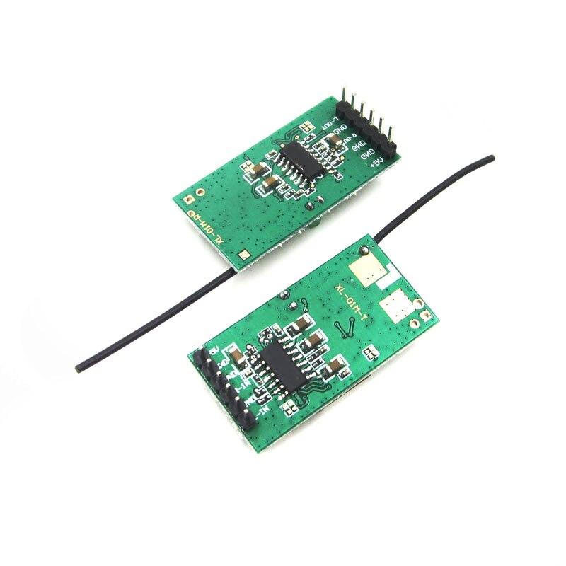 Image 4 - NRF24L01 2.4G bezprzewodowy dźwięk cyfrowy moduł nadawczo odbiorczy głośnik 5Vsound moduleaudio modulespeaker module -