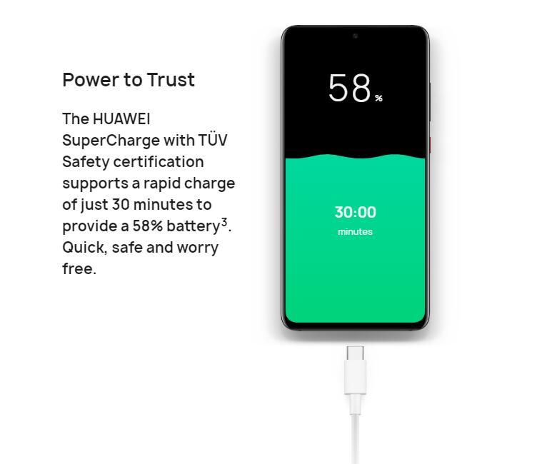 """Huawei Коврики 20 мобильный телефон 6,53 """"полный Экран 4000 мАч Kirin 980 Octa Core Android 9 отпечаток пальца NFC 4 камеры 6 ГБ 64 ГБ"""