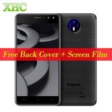 Original Vkworld Cagabi UNO 8 GB Smartphone de 5 pulgadas Android 6.0 1 GB RAM MTK6580A Quad Core WCDMA 3G 2200 mAh 1280×720 Teléfono Móvil