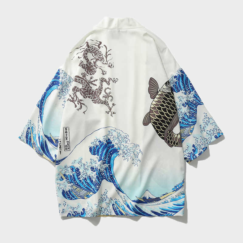 2020 新しい男性の綿リネンシャツジャケット男性中国ストリート着物シャツコート男性のリネンカーディガンファッションジャケット 2XL ML302