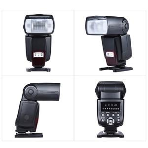 Image 5 - Andoer Ad 560 Ii Universal Flash Speedlite Speedlight W/Wireless Flash Trigger Voor Canon Nikon Olympus Pentax Dslr camera Flash