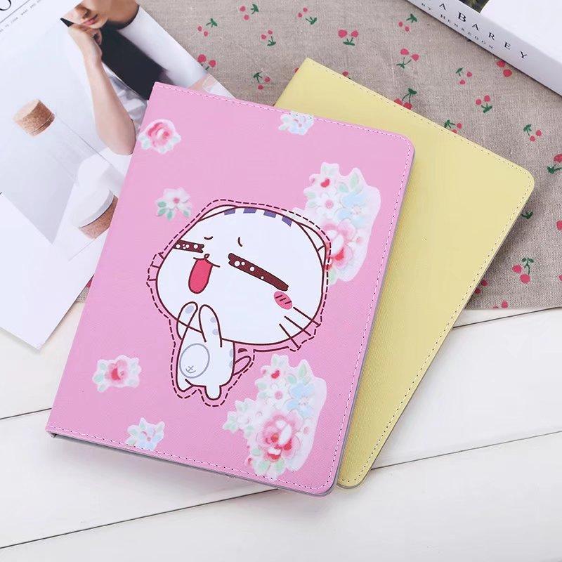 for iPad mini 2 1 mini 3 Case Smart PU Leather Sleeve for iPad mini 4 Case Cute Cartoon Rabbit PC Back Cover Auto Sleep
