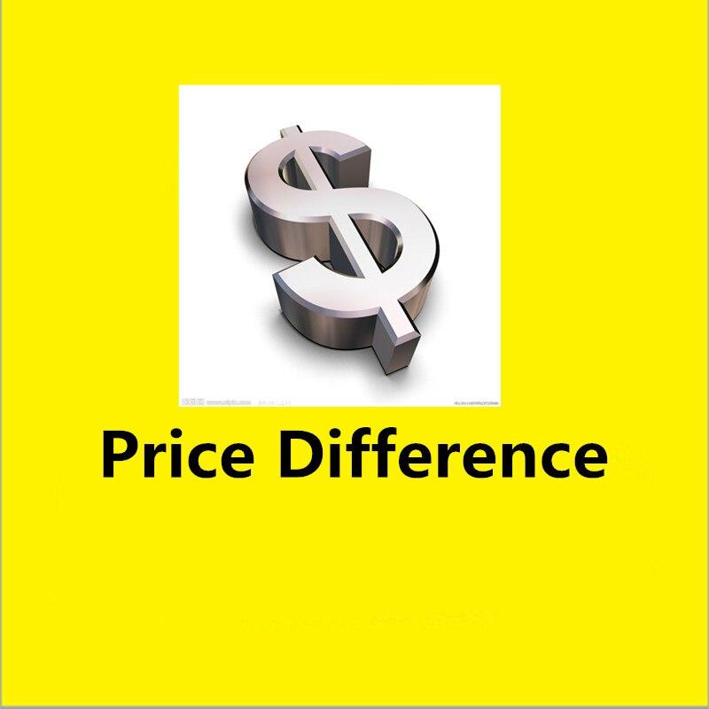 Diferencia de precio