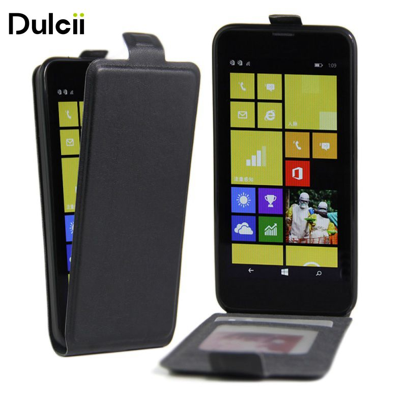Aliexpress.com : Buy For Nokia Lumia 630 Leather Cases