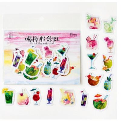 03 rainbow drink