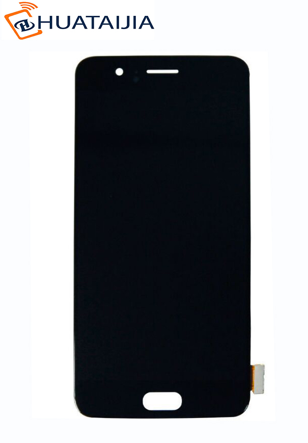 for Oneplus 5 LCD display + Touch Screen Digitizer High Quality Replacement for One Plus Five 5.5 inch 8GB RAM 1920x1080 for dexp ixion m150 lcd touch screen digitizer outer glass high quality replacement parts black