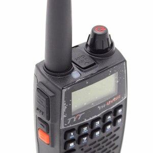 Image 4 - Aplicar a tyt TH UV3R mini handheld rádio em dois sentidos vhf/uhf amador ht rádio carregamento usb ctcss/dcs walkie talkie fm transceptor