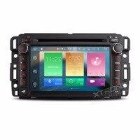 7 Octa Core Android 6 0 OS Aut0 Radio Car DVD For GMC Acadia Denali 2007
