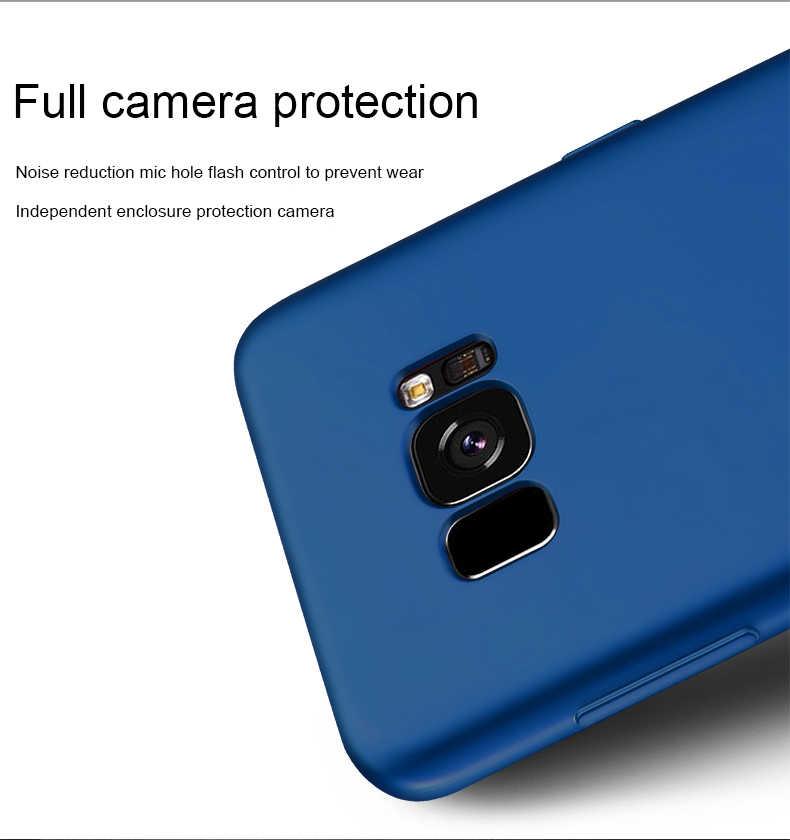 360 Grau Completo Borda Caixa Do Telefone Para Samsung Galaxy S9 S8 Plus S7 J3 J5 J7 Pro Prime A3 A5 A7 2016 2017 A6 A8 J4 J6 J8 2018 Tampa