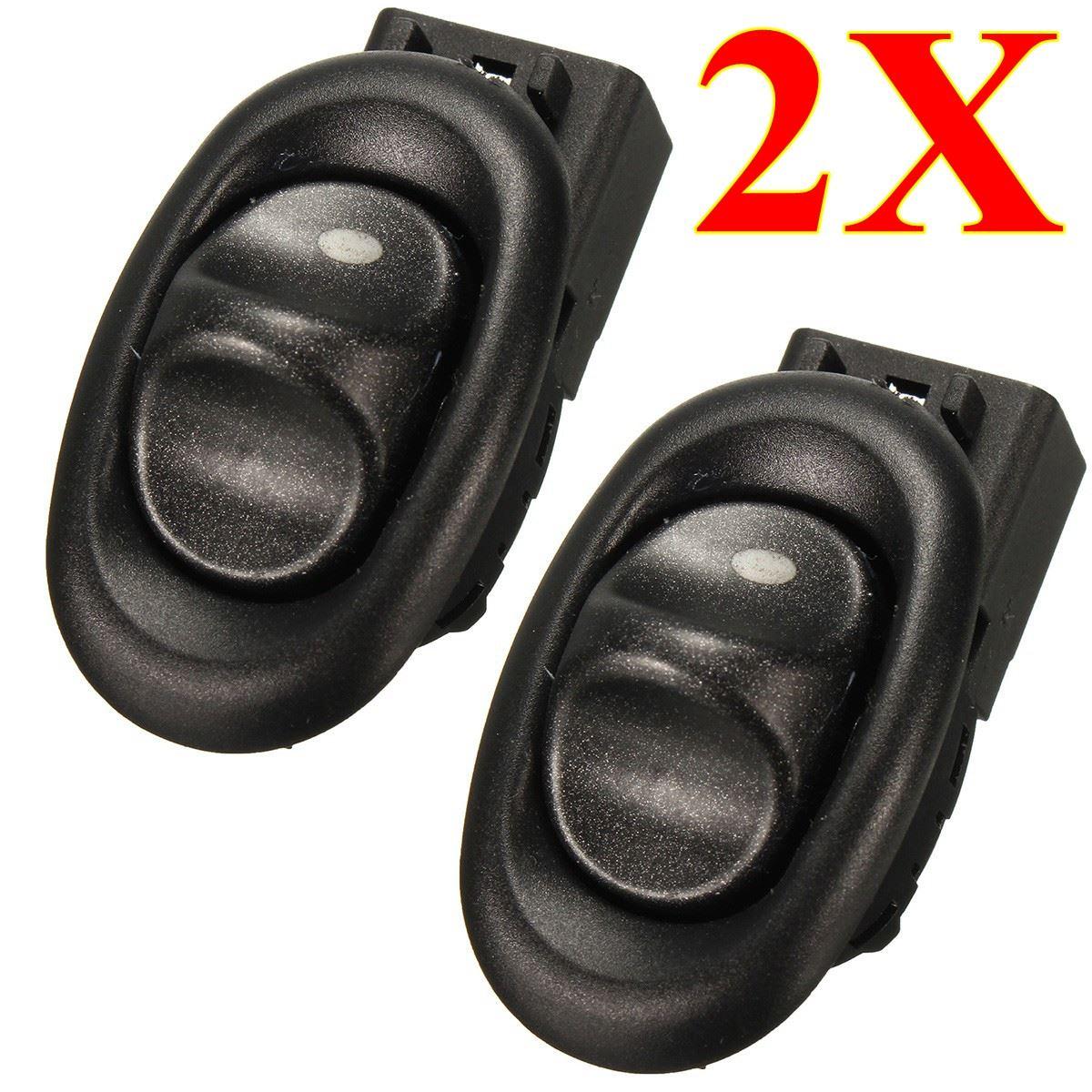 2 шт./лот сзади Электрический Мощность кнопка включения окно для Holden Commodore VT VX VY VZ 1997 1998 1999 2000 2001 2002