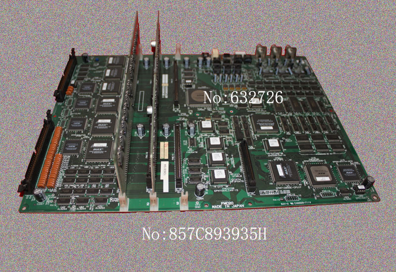 Fuji minilab Frontier 350/370/355/375/390/FMC20 PCB 857C893935H The accessories that is second-hand to dismantle machine/1pcs fuji minilab frontier 350 370 355 375 390 aom the accessories that is second hand to dismantle machine scan roller 1pcs