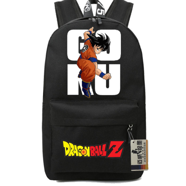 Dragon Ball Z Bag Son Goku Backpacks
