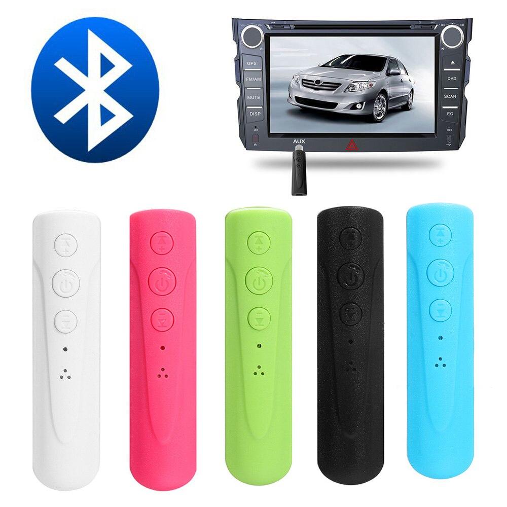 1 Stücke Drahtlose Bluetooth 4,2 Mp3-player 3,5mm Jack Aux Audio Receiver Adapter Music Receiver Auto Bluetooth Hände-freies Unterhaltungselektronik Funkadapter