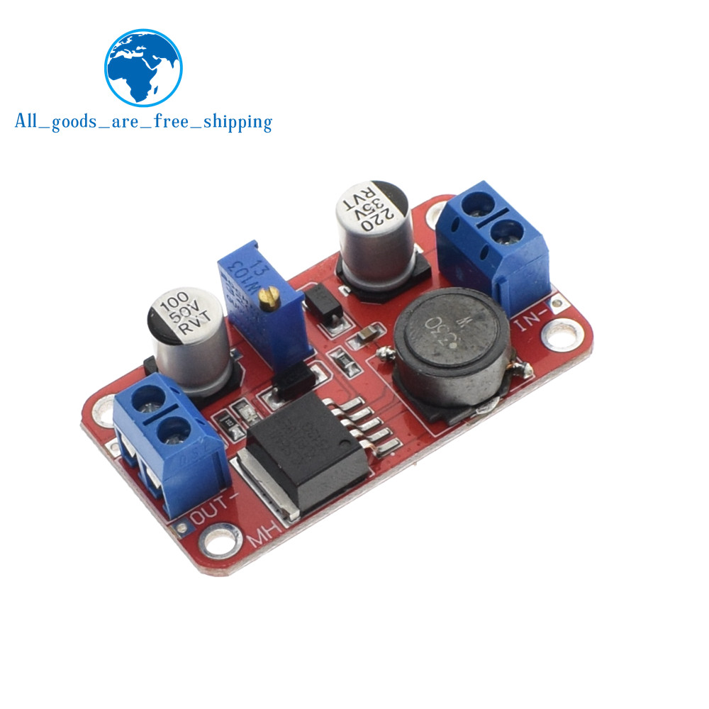 tzt 1pcs dc dc power supply module boost module step up. Black Bedroom Furniture Sets. Home Design Ideas