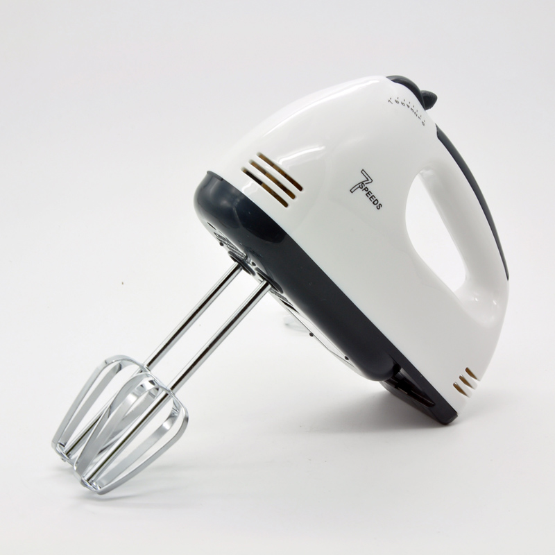 Electric Mixer Beaters ~ W speed electric hand mixer egg beater cooking tools