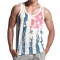 Men  Tank Top Bodybuilding Tank Top Letter Singlet Fitness Sleeveless Shirt Muscle Vest Cotton Bodybuilding  Undershirt