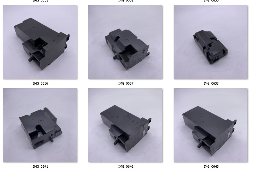 Genuine original canon pixma printer power supply and cord K30313