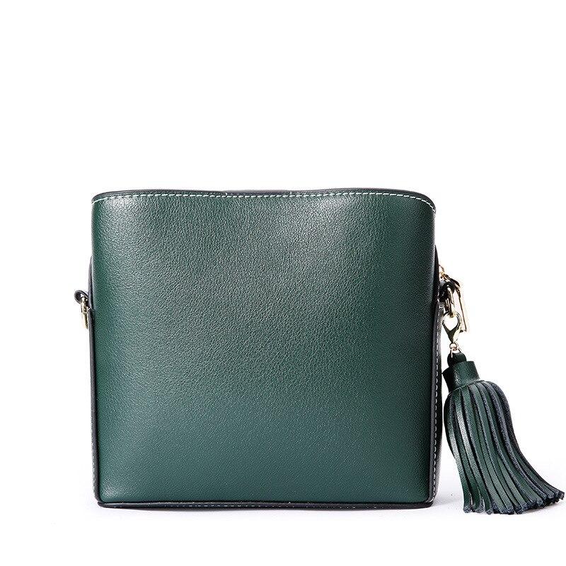Women Designer Bags Handbags Famous Brands Ladies Cow Leather Tassel Messenger Bags Bags Handbags Women Famous Brands стоимость
