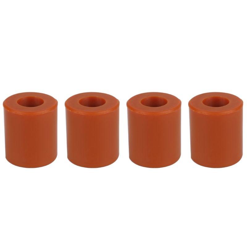 4PCS/SET Non-stick Silicone Hot Bed Leveling Column High Temperature Solid Spacer Platform Leveler For Ender 3 3D Printer