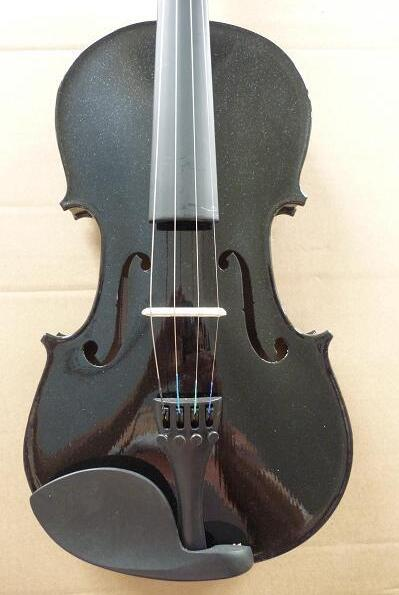 4/4 full size high quality  black rose  wood violin  with flash power send rosin,case ,rosin bow for beginner overflow violins professional string instruments violin 4 4 natural stripes maple violon master hand craft violino with case bow rosin