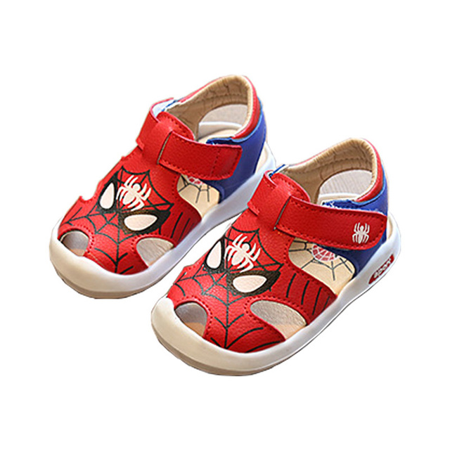 Ordinaire Children Shoes Boys Sandals 2017 New Design Summer Cartoon Fashion Girls  Shoes Kids Shoes Cute Summer